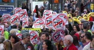 Iniciativa civil para que el Congreso español no ratifique el CETA