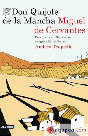 Quijote de Trapillo editada por Destino
