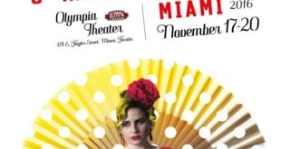 Recent Cinema Spain en Miami, cartel