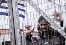 Guillaume Binet/MYOP/MSF: refugiados retenidos en Grecia