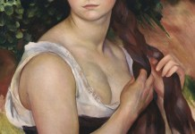 Renoir: la trenza
