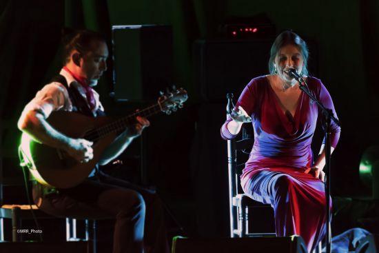 Flamenco Monumental. Rocío Márquez. Foto Manuel Rodríguez