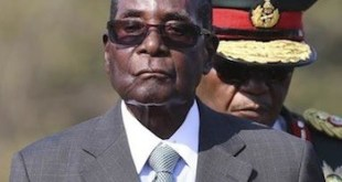 Mugabe no será «embajador de buena voluntad» de la OMS
