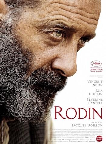 Rodin, póster