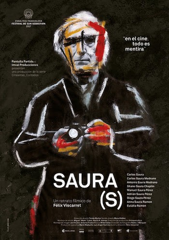 Saura-poster