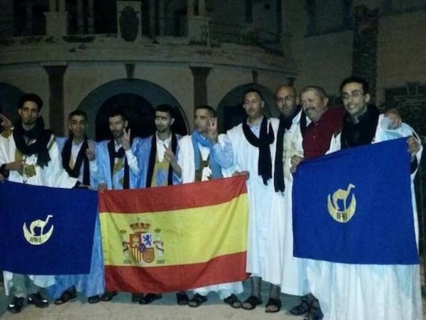 El grupo de Sidi Ifni sale de prisión y presenta sus demandas