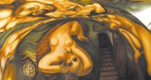 Siqueiros: mural en Argentina