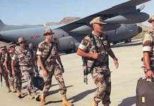 Soldados españoles en Afganistán