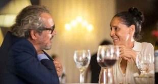 Sonia Braga y Fernando Teixeira en Aquarius (2016)