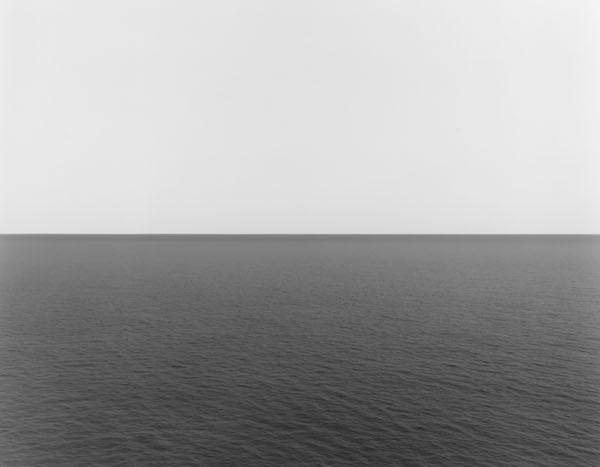 Sugimoto: mar Tirreno