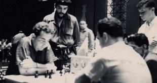 Che Guevara, Caballero del Ajedrez
