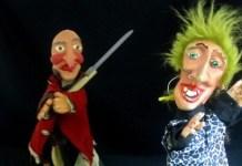 Escena de La Bruja y Don Cristobal