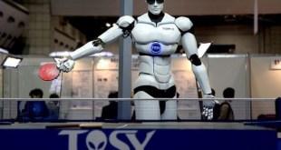 Darwin no contó con los robots
