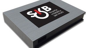 Toyota: caja llave inteligente SKB