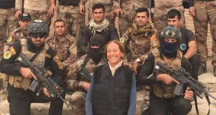 Véronique Robert, herida en Mosul, muere en un hospital de París