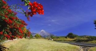Volcán de Colima, México