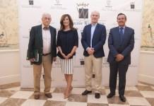 Inocencio Arias, Ana Samboal, Narciso Michavila y Juan E. Iranzo.