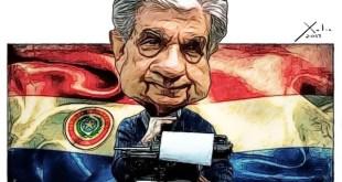 Xulio Formoso: Augusto Roa Bastos