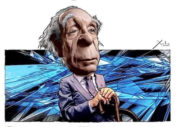 Xulio Formoso: Borges, espejos