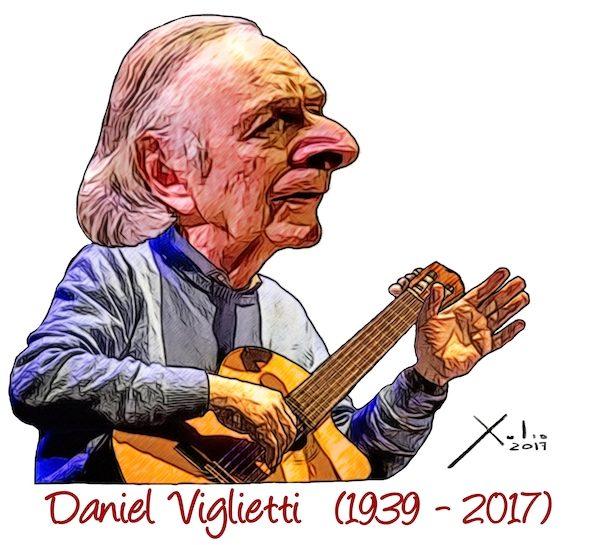 Xulio Formoso: Daniel Viglietti