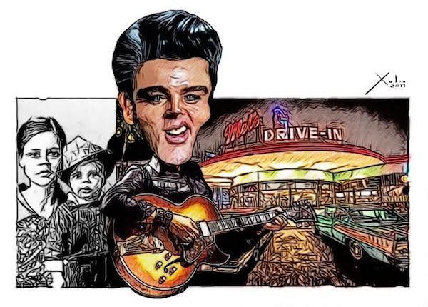 Xulio Formoso: Elvis Presley