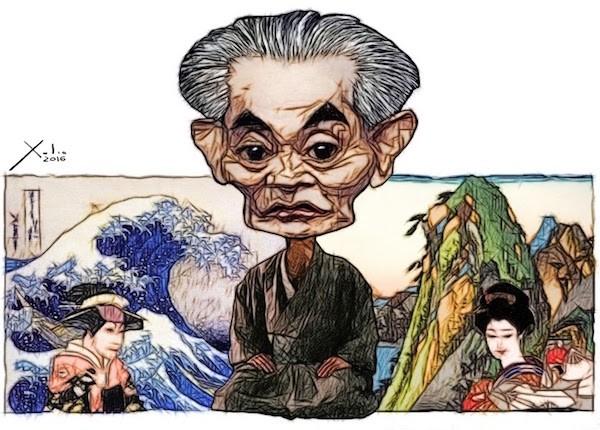 Xulio Formoso: Yasunary kawabata