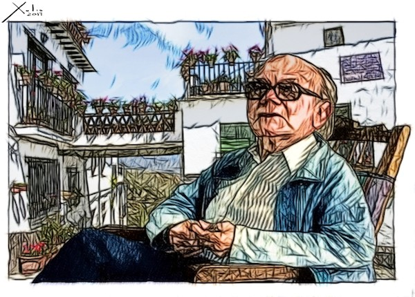 Xulio Formoso: Gerald Brenan en las Alpujarras