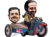 Xulio -Formoso: Iglesias y Garzón