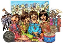 Xulio Formoso: Sgt. Pepper's