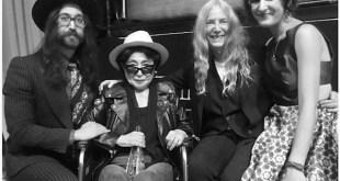 Yoko Ono graba un nuevo álbum a sus 85 años
