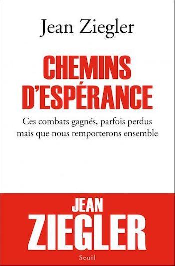 """Portada de """"Chemins d'esperance"""""""