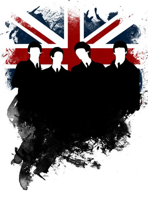Beatles_Poster_by_evme