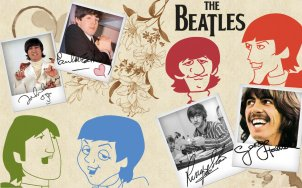 Parchment_Beatles_Wallpaper_by_aslann1211