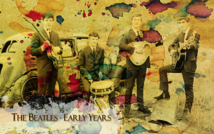 The_Beatles___Early_Year_by_xxCLXxx