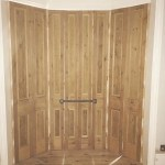 Made To Measure Bespoke Size Old Pine Shutters Made From Reclaimed Pine Mtmshutters