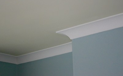 Coving: adding a period feel to your ceilings