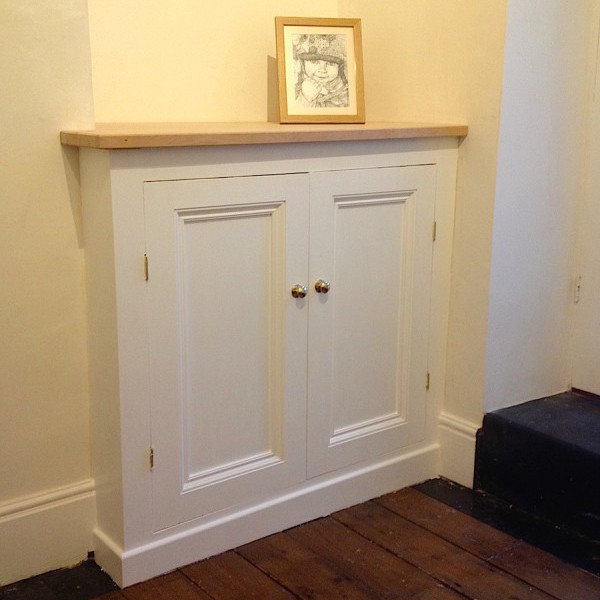 Building a Victorian alcove cupboard (part 1)