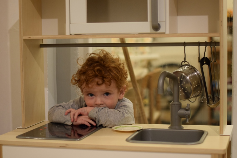 Ikea Kids Kitchen