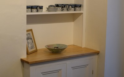 Building a Victorian alcove cupboard (part 2)
