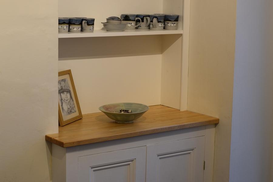 Building a Victorian alcove cupboard (part 2)