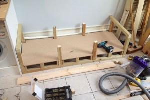 Frame construction 1