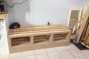 Frame construction 8