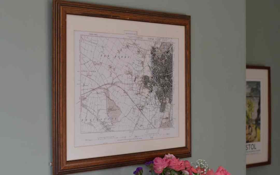 Historical Maps: A Brilliant Housewarming Gift Idea