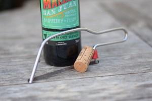Grundtal rail wine and hacksaw