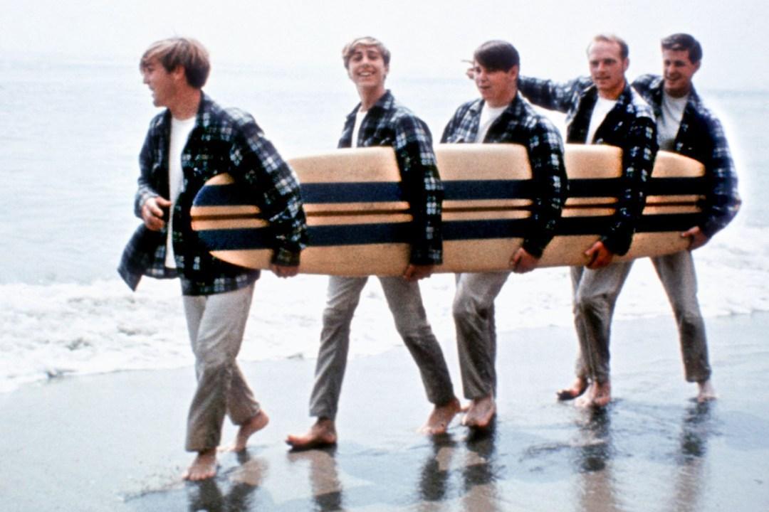 Pendleton Beach Boys