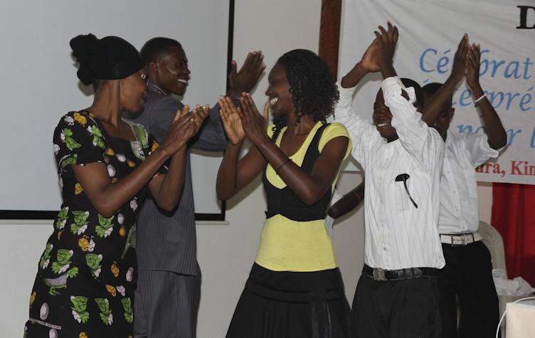 Day 10 – Bujumbura, Burundi (14 November 2011) Dedication Day (5/6)