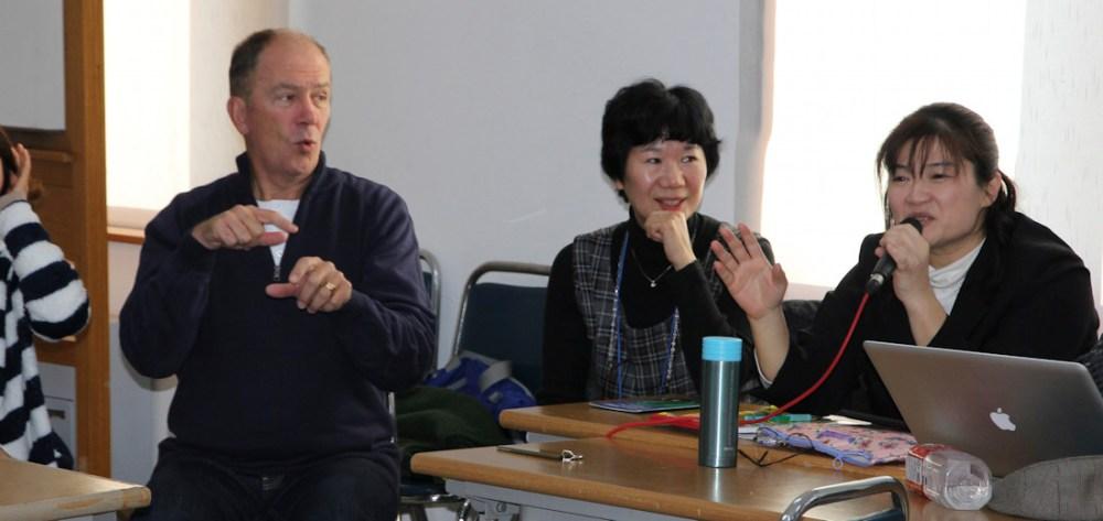 APSDA Meetings - Interpreters (3/4)