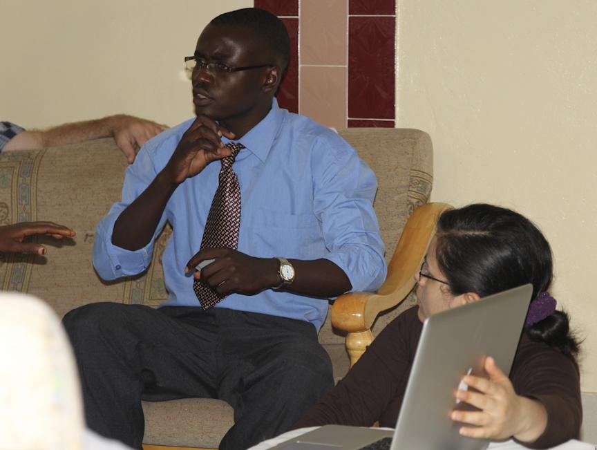 Day 4 – Bujumbura, Burundi (08 November 2011) (1/3)