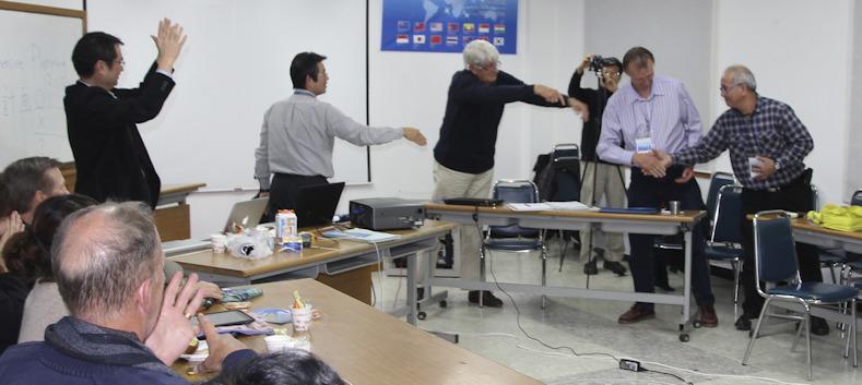 Pocheon-si, Korea 2011 – APSDA Meeting (Day 1, Thursday, 24 November 2011) (1/4)