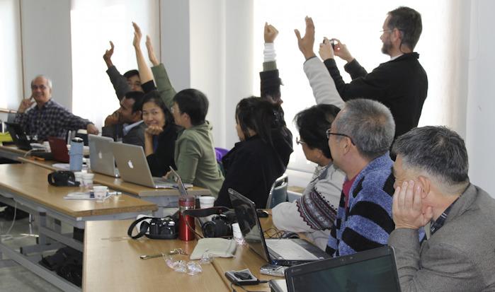 Pocheon-si, Korea 2011 - APSDA Meeting (Day 2, Friday, 25 November 2011) (2/3)